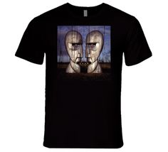 Pink Floyd The Division Bell Album Cover T Shirt