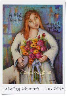Valencia van Zyl Art Art, Fine Art, Painting, Folk
