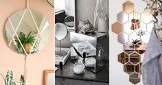 5 enkla DIY-projekt med speglar