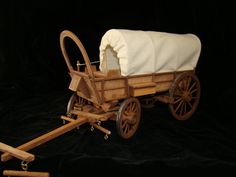 Covered Wagon Miniature