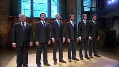 The King's Singers - Gaudete. Gaudete, Christus est natus ex Maria virgine, Gaudete!