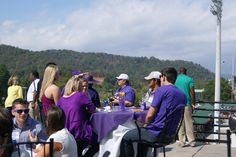 The reunion gave numerous former Catamounts a chance to catch up with each other.