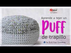 Crochet Carpet, Crochet Pillow, Crochet Handbags, Drops Design, Diy And Crafts, Pillow Covers, Mtv, Eyeliner, Youtube