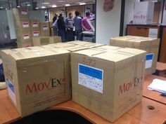 Barclays Bank Moving by MovEx Team...