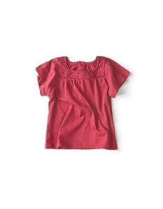 Crochet T-Shirt for Toddler Girls, $9.99