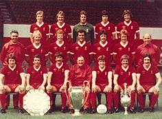Liverpool squad 1977-78