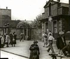 Trinity Almshouses, Mile End Road, 1920