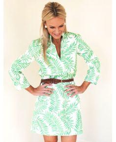 A classy spring dress