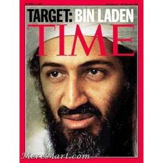 TIME Magazine October 1 2001 Target Bin Laden Terrorism new condition in plastic sleeve Time Life Magazine, My Magazine, Magazine Covers, News Magazines, Vintage Magazines, Vintage Photos, Newspaper Cover, World Religions, American History