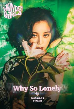 Wonder Girls 'Why So Lonely' Teaser Images ~ Daily K Pop News