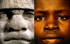 mexico human giant heads | DR. GARY AJAMU YOUNG: The Real Indigenous Americans - The African ...