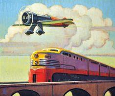 """""""Trestle"""" original fine art by Robert LaDuke"""