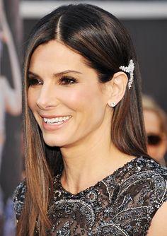 Oscars Jewelry: Sandra Bullock