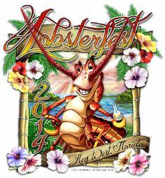 2014 Key West Lobsterfest Logo Lobster Fest, Lobster Boil, Lobster Season, Free Concerts, Street Fair, Glorious Days, Big Party, Key West, Stuff To Do