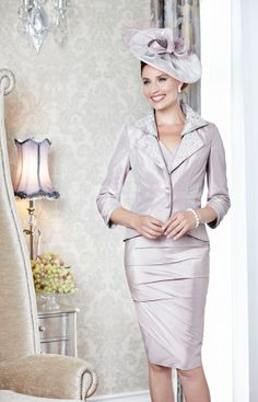 Ian Stuart mother-of-the-bride collection - classic pieces in elegant hues for the second most important lady of the day