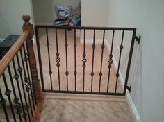 Nice Wrought Iron Stair Balusters #6 Wrought Iron Balusters | Inspiring  Ideas | Pinterest | Iron Balusters, Wrought Iron And Stair Spindles