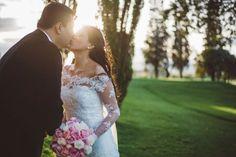 Los 50 besos de boda más románticos Image: 31