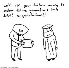 10 Comics That Capture The Anxiety Of Graduation