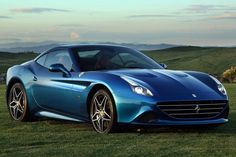 Ferrari California T Convertible and F12 Berlinetta Officially Launched in India