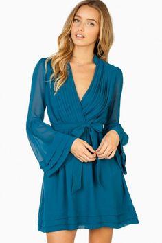 Rorey Wrap Dress