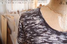 neckline tutorial for knits Grainline Studio