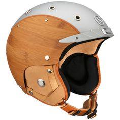 Bogner bamboo ski helmet Ski Accessories 4d614f585