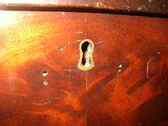Taking A Peek At Antique Furniture Keyhole Accessories By Fred Taylor,  Www.furnituredetective.