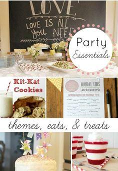 Party Eats and Treats