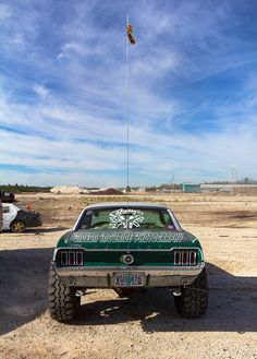off road Mustang 500 Cars, Monster Car, Mustang Cars, Ford Mustang, Wagon Cars, Top Luxury Cars, Custom Hot Wheels, Lifted Cars, Off Road