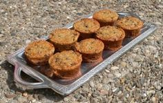 Banana choc chip muffins @Nicole Novembrino Payzant  Dairy free.  Bit of sugar in chips, but they used honey.
