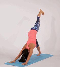 8 esercizi ispirati alle posizioni dello yoga ottimi per il busto
