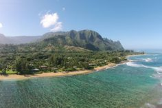 """""""Vacation Places"""", a Wish List by Cindy - Airbnb Vacation Rental Sites, Great Vacations, Vacation Places, Hanalei Bay, Secluded Beach, Hawaii Travel, Kauai, Renting A House, Perfect Place"""