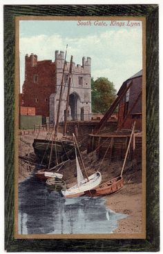 Postcard of Kings Lynn