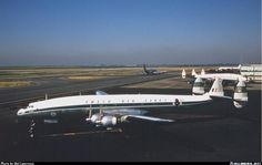 Aviation Photo Lockheed Super Constellation - Irish Air Lines (Seaboard & Western Airlines) Western Photo, Air Lines, Aircraft Pictures, Gliders, Constellations, Planes, Westerns, Aviation, Military