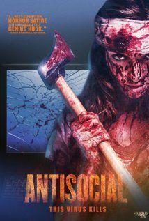 Antisocial (2013) Full Movie Watch Online | HD Movie Web
