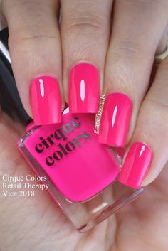 """Cirque Colors """"Retail Therapy"""" (Vice Collection)"""