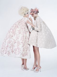 W 2012. Photographed by Tim Walker