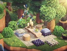 Animal Crossing Wild World, Animal Crossing Guide, Animal Crossing Pocket Camp, Ac New Leaf, Motifs Animal, Island Design, Island Life, Nintendo Switch, Games