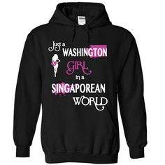 WASHINGTON-SINGAPORE - #unique gift #gift for kids. GUARANTEE => https://www.sunfrog.com//WASHINGTON-SINGAPORE-4350-Black-Hoodie.html?68278