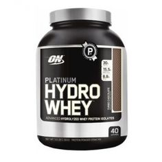Optimum Nutrition (ON) Platinum Hydro Whey Protein Isolate - lbs, kg (Turbo Chocolate) Best Whey Protein, Pure Protein, Whey Protein Isolate, Whey Protein Powder, Peanuts Nutrition, Kids Nutrition, Nutrition Education, Nutrition Store, Nutrition Guide