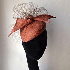 Beautiful hat by Jolana Kotabova using hat block CB150