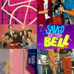 favorite tv shows aesthetics // saved by the bell credit goes to the original owners for the images above Zack Morris, Saved By The Bell, Favorite Tv Shows, Positivity, Image, Optimism