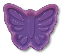 Plateau papillon violet 23 x 30 cm  et un choix immense de décorations pas…