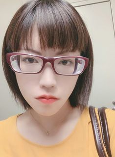 Girls With Glasses, Frames, Nice, Health, Fashion, Eyes, Moda, Health Care, Fashion Styles