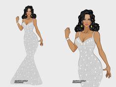 FROOTLook inspirado em um dos figurinos que Marina and The Diamonds usou no clipe de Froot