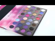 BH Cosmetics - Party Girl After Hours paleta očních stínů