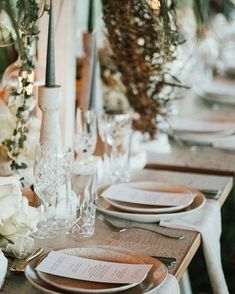 Dreamscape right here 🙌🏻 for the Nedlands open day. Our speckle cream plate and crystal adding some artisan touches to this softness. 📸…