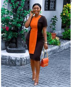 Trending Female Fashion #fashiondailyng #fashiondailynewgen Female Fashion, Fashion Beauty, Womens Fashion, Fashion Brand, Fashion News, Work Outfits, Dresses For Work, Corporate Outfits, Chic Fashionista