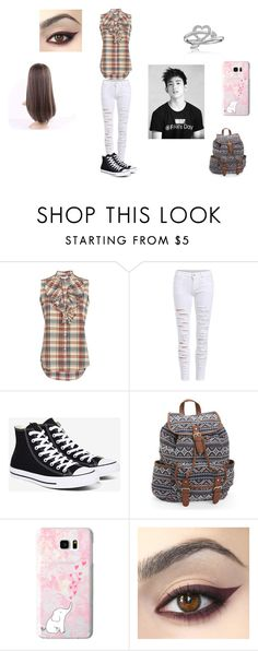 """""""GOT7 FanFic"""" by princess-emmi on Polyvore featuring NSF, Converse, Aéropostale and Casetify"""