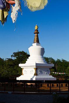Estupa Namgyal